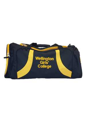 Wellington Girls College Sports Bag